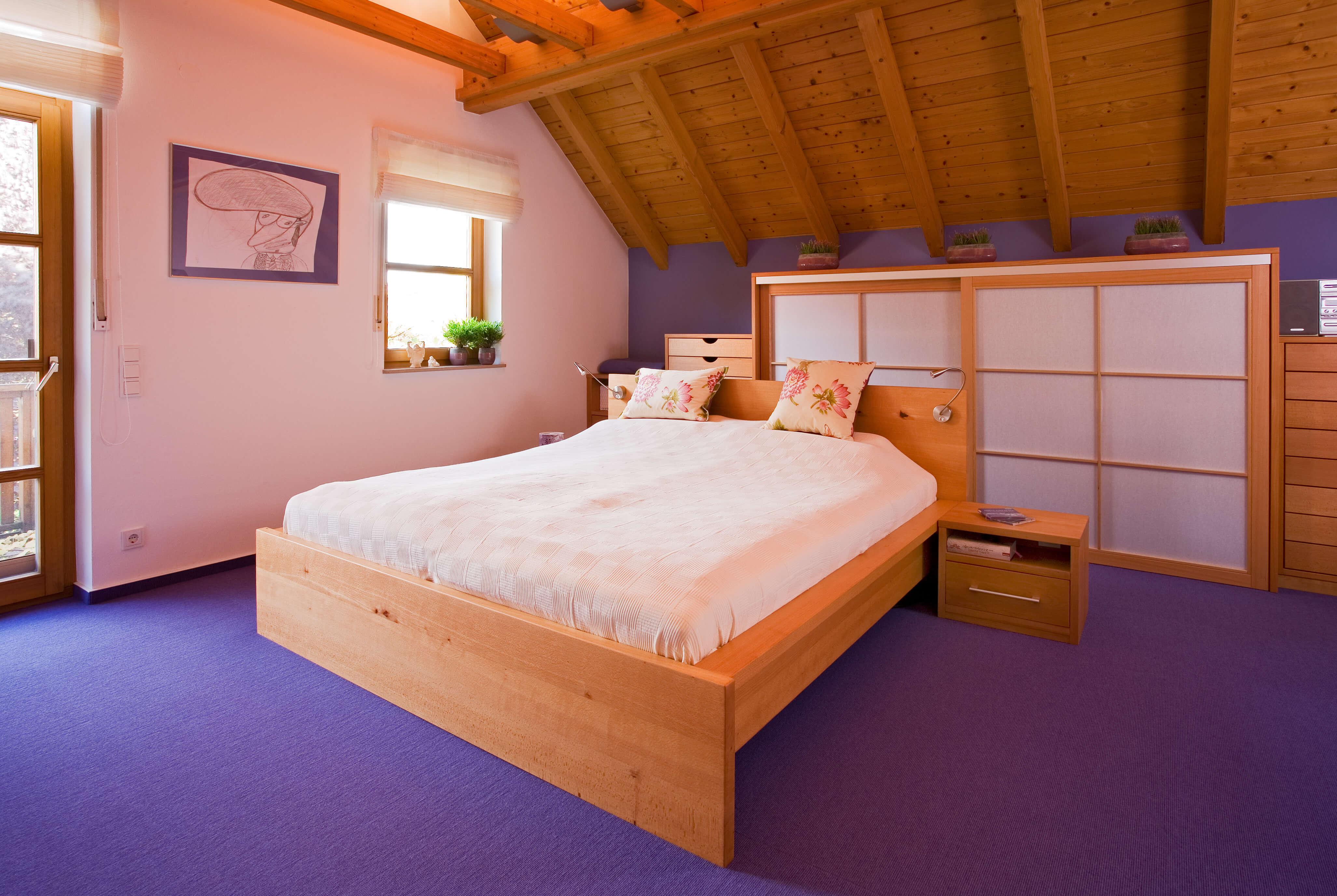 Schlafzimmermbel   Schreinerei Roth Und Schwarz
